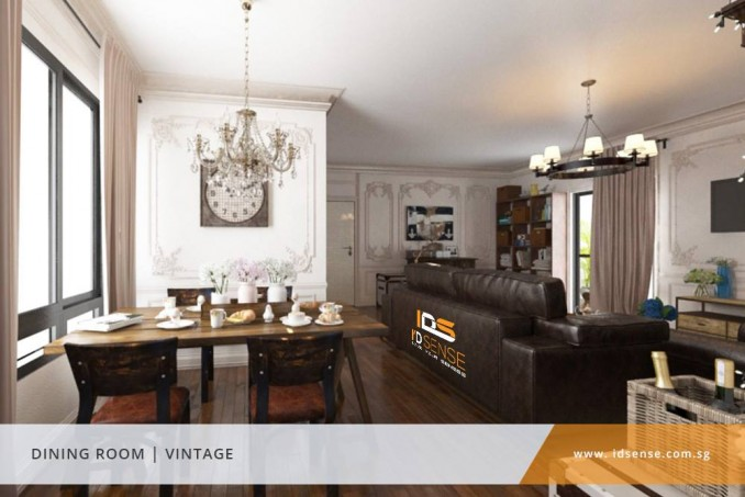 Know Your Interior Design Style Vintage Vs Modern I Dsense Interior Design